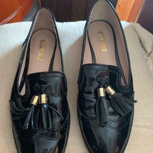 Black Louise et Cie loafers ❤️❤️❤️